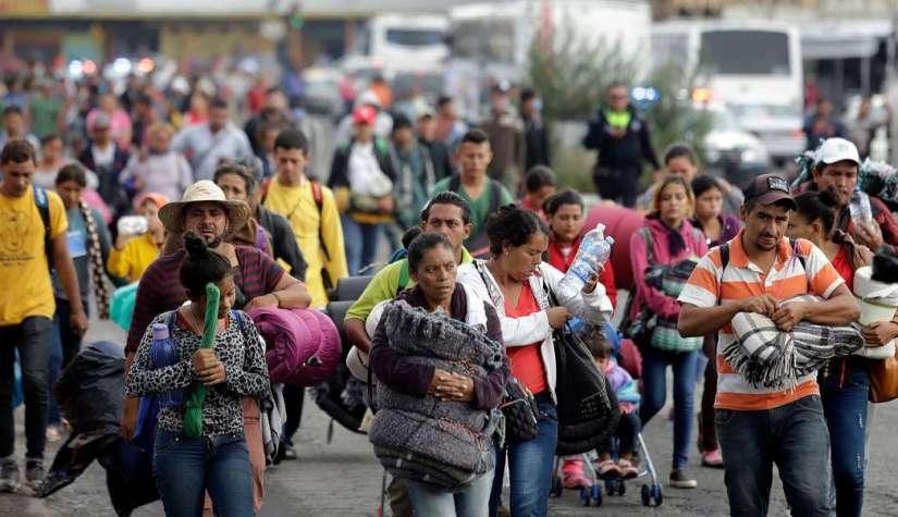 caravana-de-migrantes-procedente-de-veracruz-llega-puebla