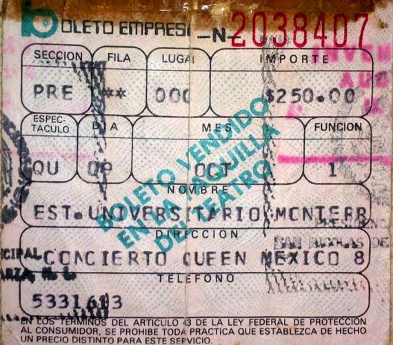 Queen-Monterrey