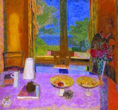 Pierre-Bonnard-Large-dining-room-overlooking-the-garden
